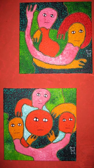 Exil Paintings