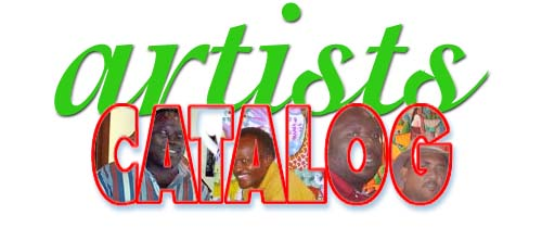 Haitian Art Collection Artist Catalog